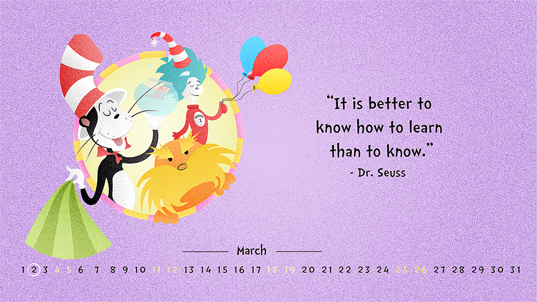 desktop wallpaper for march 2017_dr.seuss desktop wallpaper_safia begum