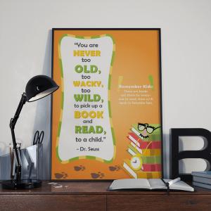 Dr Seuss World Book Day Project Safia Begum