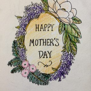 10 Hand Drawn Mothers Day Card Ideas Safia Begum