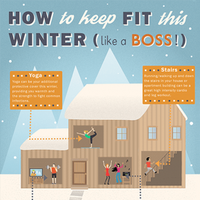Winter Infographic Project